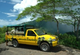 Aito 4 Wheel-Drive Safari Tour - (Half Day)