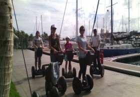 City Tour by Segway - Papeete Discovery - 02H30