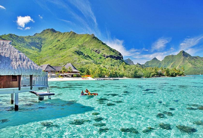 Hotel Hilton Moorea Lagoon Resort Spa Moorea