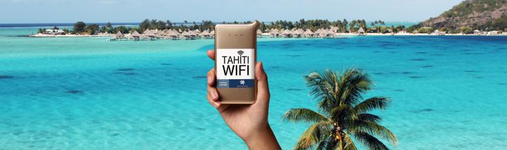 Tahiti Wifi Stay Connected Everywhere In Bora Bora Islands