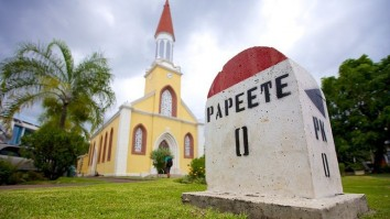 "The Cathedral ""Notre Dame de Papeete"""