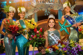 Miss Tahiti Election