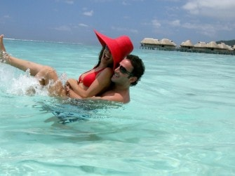 Romantic Bora Bora and Moorea