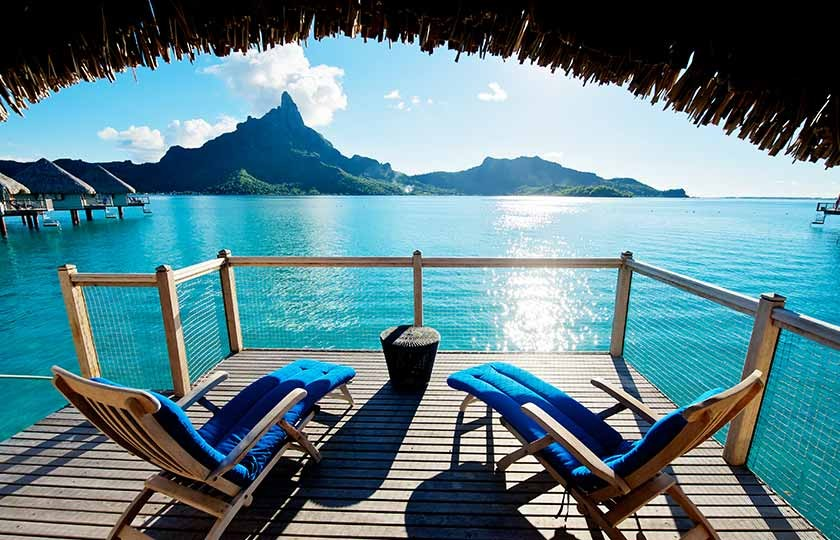 Ultimate All Inclusive Retreat at Le Meridien Bora Bora with Meals and Drinks