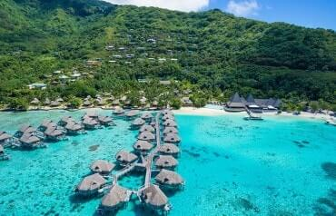 Moorea, Taha'a, Bora Bora Seduction - 9 nights