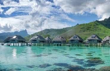 Moorea and Bora Bora Uncomplicated - 7 nights
