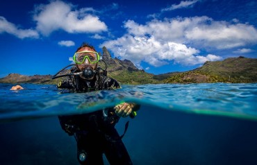 Diving, culture and discovery
