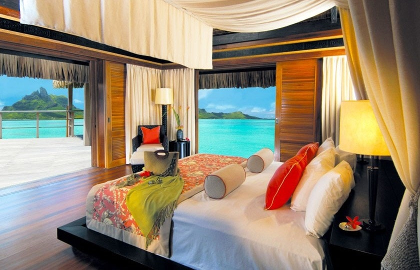 Romantic Vibrations In Bora Bora