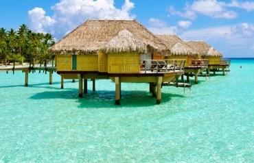 Tahitian Bliss with free half board