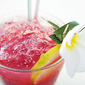 Polynesian cocktail