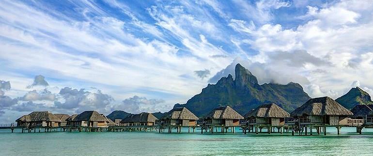 Bora Bora Vacation Tahiti Travel Specialist Custom Honeymoon - All inclusive tahiti vacations