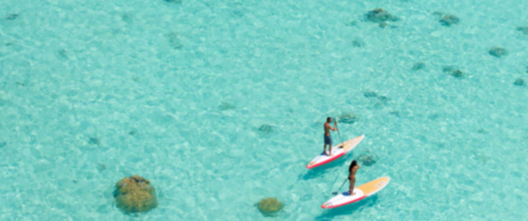 Honeymoon deals in Bora Bora and the islands of Tahiti